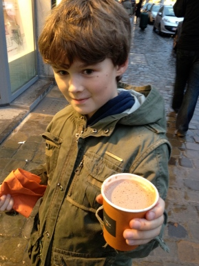 The Hot Chocolate Taste Test with Shitty Photos – Part 2